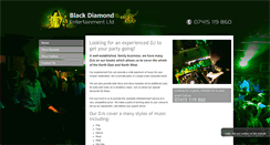 Preview of blackdiamond-disco.co.uk